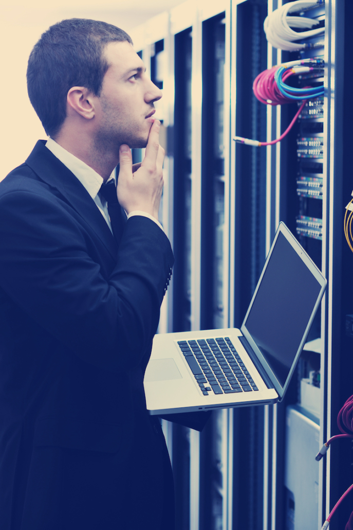 Auditoría de Cableado Estructurado - Voz y Datos