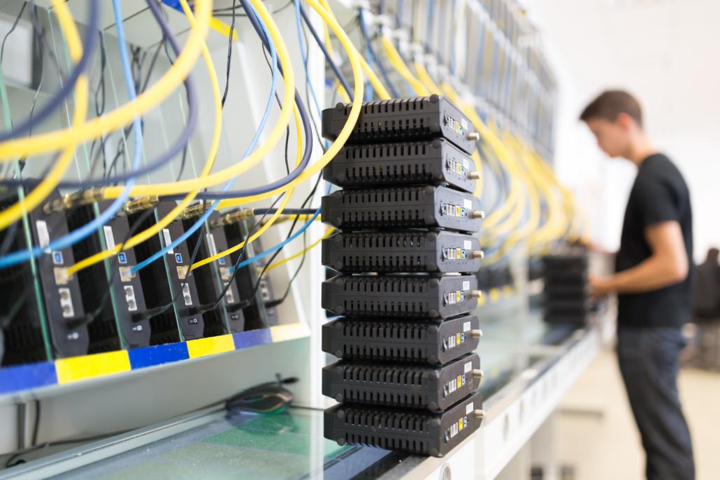 Instalaciones de Cableado de Fibra Óptica