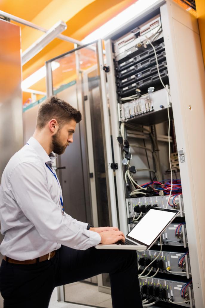 Instalaciones y Mantenimiento de redes informáticas